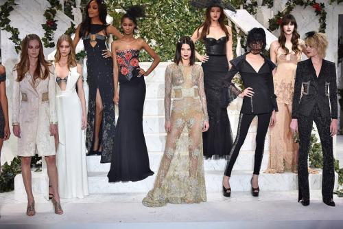 Kendall Jenner's come from behind Victory at NY Fashion Show