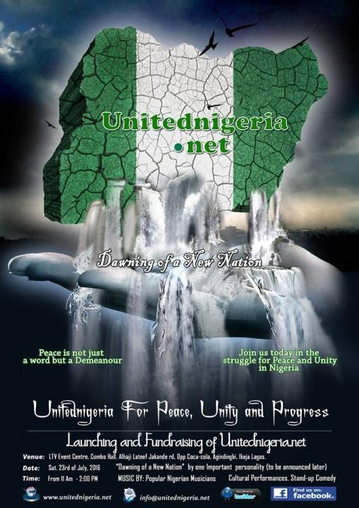 UnitedNigeria Launching & Fundraising